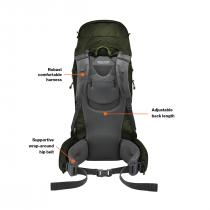Lowe Alpine Diran ND 40:50 Backpack - 1