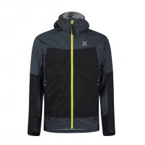 Montura Energy 3 Hoody Jacket - Lime Green / Ash Blue