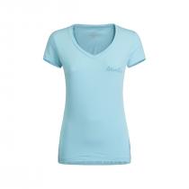 Montura Lotus T-Shirt Women - Ice Blue