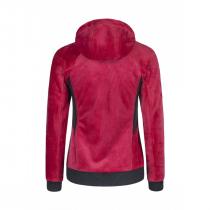 Polaire Femme Montura Polar Sport Hoody - Rouge Sugar - 1