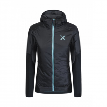 Montura Formula Jacket Woman - Nero/Ice Blue