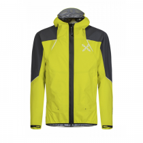 Montura Magic 2.0 Jacket - Giallo Zolfo/Piombo