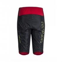 Pantaloncini Montura Ski Race 2 - Nero/Rosso - 1