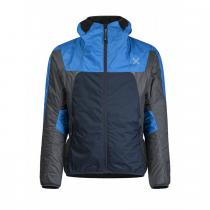 Montura Skisky Jacket - Blu Notte/Celeste