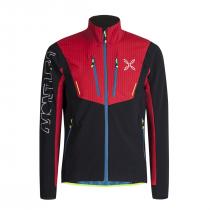 Montura Ski Style Jacket - Nero_Rosso