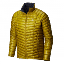 Mountain Hardwear Ghost Whisperer Down Jacket - Dark Citron