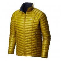 Mountain Hardwear Ghost Whisperer Down Jacket - Dark Citron