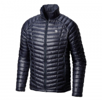 Mountain Hardwear Ghost Whisperer Down Jacket - Dark Zinc