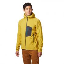 Mountain Hardwear Keele Hoody - Dark Citron