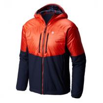 Mountain Hardwear Kor Strata Alpine Hood -Fiery Red