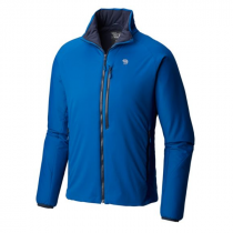 Mountain Hardwear Kor Strata Jacket-Nightfall Blue