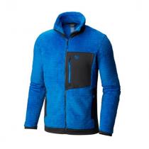 Mountain Hardwear Monkey Fleece Jacket-Altitude Blue