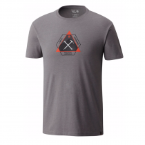 Mountain Hardwear Route Setter T-Shirt - Heather Manta Grey