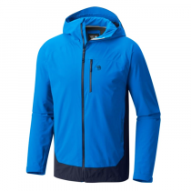 Mountain Hardwear Stretch Ozonic 2.0 Jacket-Altitude Blue