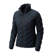 Mountain Hardwear StretchDown DS Jacket Women- Dark Zinc - 0