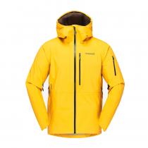 Norrona Lofoten Gore-Tex Jacket - Lemon Chrome