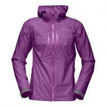 Norrona Bitihorn Dri1 Veste Femme - Purple Rain