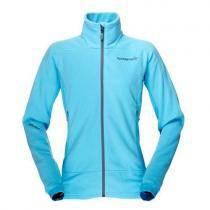 Norrona Falketind Warm1 Jacket Women - Ice Blue