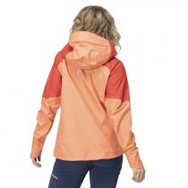 Norrona Falketind Gore-Tex W Jacket - Melon Orange - 2