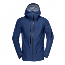 Norrona lofoten Gore-Tex Active Giacca- Indigo Night