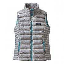 Patagonia Down Sweater Vest Women - Drifter Grey
