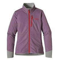 Patagonia All Free Jacket Women - Tyrian Purple