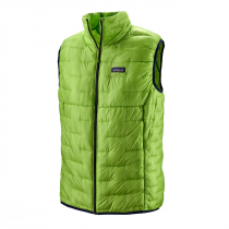Patagonia Micro Puff Vest - Peppergrass Green