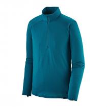 Patagonia Cap TW Zip Neck - Balkan Blue