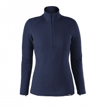Patagonia Cap TW Zip Neck Women - Navy Blue