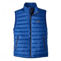 Patagonia Down Sweater Vest - Viking Blue
