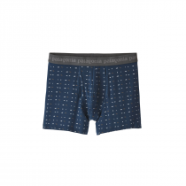 Patagonia Essential Boxer Briefs - Tiger Micro: Stone Blue