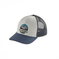 Patagonia Flitz Roy Scope LoPro Trucker Hat - White
