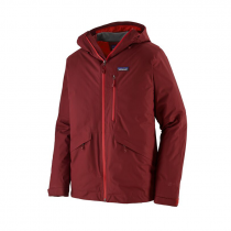 Patagonia Insulated Snowshot Giacca - Oxide Red