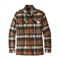 Patagonia L/S Fjord Flannel Shirt - Basin: Marigold