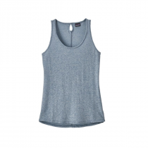 Patagonia Mount Airy Scoop Tank Donna - Berlin Blue