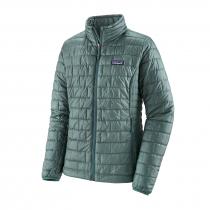 Patagonia Nano Puff Jacket Women - Regen Green
