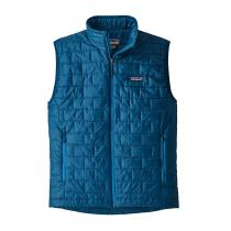 Patagonia Nano Puff Vest - Big Sur Blue