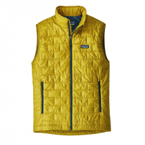 Patagonia Nano Puff Vest - Textile Green