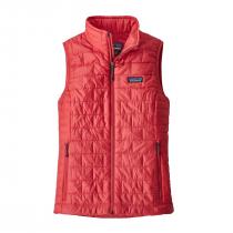 Patagonia Nano Puff Vest Women - Tomato