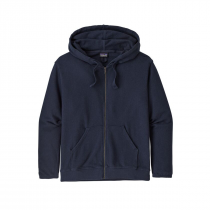 Patagonia Organic Cotton French Terry Capuche Femme - New Navy