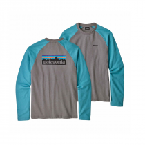 Patagonia P 6 Logo LW Crew Sweatshirt