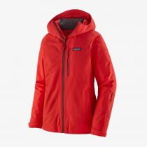 Patagonia Powder Bowl Jacket Women - Catalan Coral