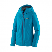Patagonia Powder Bowl Women's Jacket - Curacao Blue