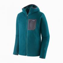 Patagonia R1 Air Full-Zip Hoody - Dark Borealis Green