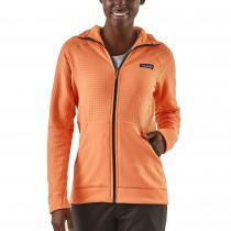 Polaire Femme Patagonia R1 - Orange - 1