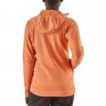 Patagonia R1 Full-Zip Women Hoody - Peach Sherbet - 2