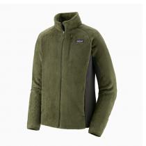 Patagonia R2 Jacket - Industrial GreenForge Grey