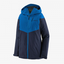 Patagonia Snowdrifter Jacket Women - Alpine Blue