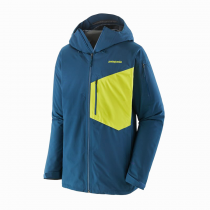 Patagonia Snowdrifter Jacket - Crater Blue
