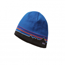 Patagonia Beanie Hat - Classic Fitz Roy: Andes Blue